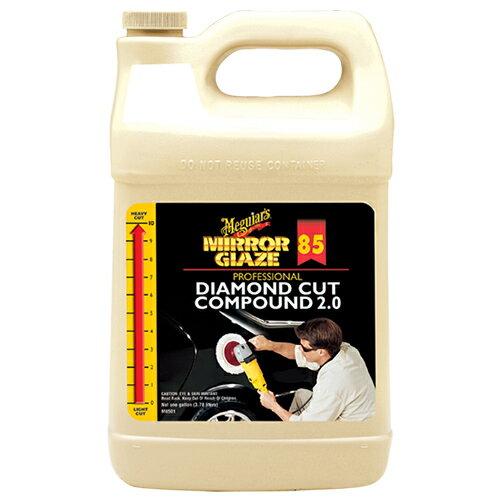 【送料無料】Meguiar's(マグアイアーズ) ダイアモンドカットコンパウンド2.0 3.78L メーカー品番:M8501 1本【あす楽対応】