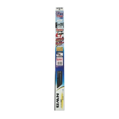 NWB GRA35 リヤ専用 グラファイト樹脂ワイパー 350mm メーカー品番:GRA35 1本【あす楽対応】