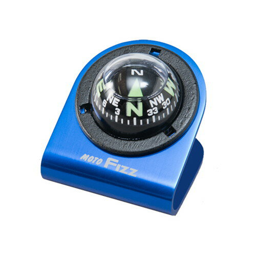 TANAX(タナックス) ツーリングコンパス 3 ブルー MF-4718 1個
