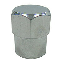 PFP バルブキャップ メッキタイプ メーカー品番:CAP03 1袋(10個入)【あす楽対応】