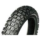 DUNLOP(ダンロップ) タイヤ K350 3.00-17 R(リア用) 4PR(リア) WT(チューブタイプ) メーカー品番:126135【あす楽対応】