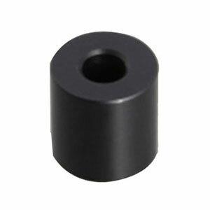 キタコ0900-093-02012アルミスペーサーカラー黒/1PCS0900-093-02012
