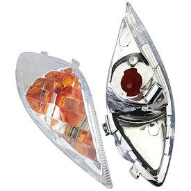 ウインカーセット クリアレンズ JOG SA16J/SA36J/SA39J EnergyPrice(エナジープライス) レンズカラ—:クリア 1セット