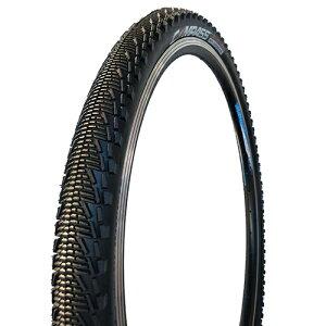 【1/24 20時-1/25迄全品ポイント3倍】自転車タイヤ26インチ MTB セミブロックタイヤ W2014 26×1.95 HE COMPASS(コンパス) ブラック 1本