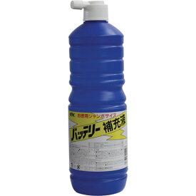01001 お徳用バッテリー補充液 1L 古河薬品工業 1L 1本
