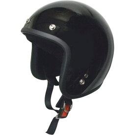 【エントリーでポイント最大26倍!(10月20日限定)】ジェットタイプ スモールジェットヘルメット ブラック モトボワットBB ブラック 1個
