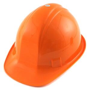 取寄 NO.170 ヘルメット オレンジ NO.170 トーヨーセフティー オレンジ 1個