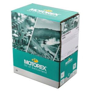 取寄 97858 CROSS POWER 4T 10W-60 ディスペンサー付きバッグ 20L MOTOREX(モトレックス) 20L 1個