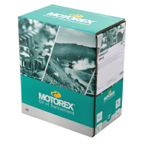 取寄 97860 FORMULA 4T 10W-40 ディスペンサー付きバッグ 20L MOTOREX(モトレックス) 20L 1個