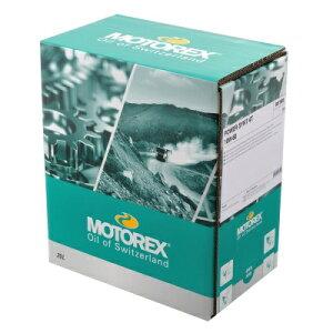 取寄 97870 POWER SYNT 4T 10W-60 ディスペンサー付きバッグ 20L MOTOREX(モトレックス) 20L 1個