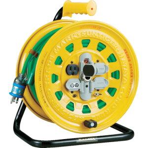 取寄 BG-301KXT プロソフトケーブルコードリール 30m 漏電防止付き TRUSCO(トラスコ) 1台