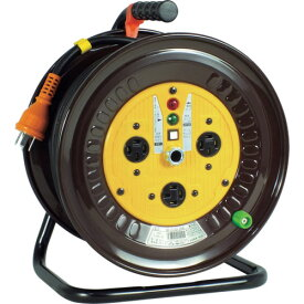 取寄 ND-E320-20A 電工ドラム 三相200Vドラム アース付 20m 日動工業 1台
