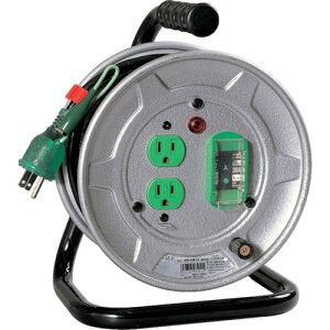 取寄 NS-EB12 電工ドラム 標準型100Vドラム アース漏電遮断器付 10m 日動工業 1台