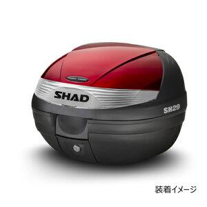 D1B29E09SH29専用カラーパネルレッドSHAD(シャッド)レッド1枚