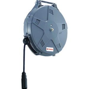 取寄 SHA3ASZ エアーホースリール(耐スパッタ)内径8mm×10m TRIENS(トライアンス) 1台