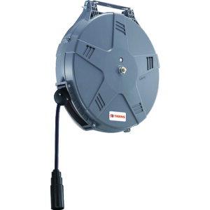 取寄 SHA3BSZ エアーホースリール(耐スパッタ)内径8mm×15m TRIENS(トライアンス) 1台