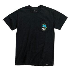 【ポイント最大28.5倍★9/19〜24限定!】取寄 8102-033-004 025689 RATTLER ポケットTシャツ ブラック L Biltwell(ビルトウェル) 1枚
