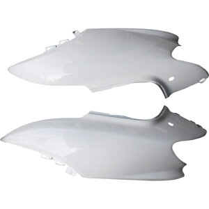 【送料無料】スーパーバリューリモコンジョグZRエボリューションSA16J用外装8点セットホワイト1セット【あす楽対応】