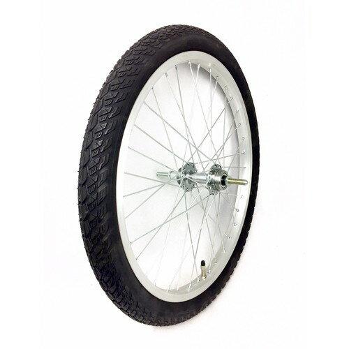 EnergyPrice(エナジープライス) バンドブレーキ対応後輪リム完組 外装6段 20インチ アルミ 36H 1本