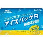 冷暖房 42433 クールリフレ アイスパックR サラヤ