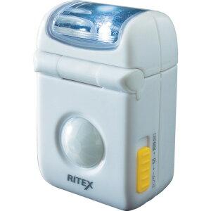 【ポイント最大28.5倍★9/19〜24限定!】取寄 ASL-010 LEDマイクロセンサーライト RITEX(ライテックス) 1台