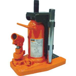 取寄 爪式油圧ジャッキ TTJ-3 爪付きジャッキ ハンドル収納タイプ 3t TRUSCO(トラスコ) 爪式油圧ジャッキ 1台
