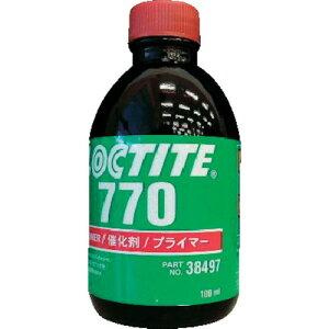 【エントリーでポイント最大26倍!(10月25日限定)】取寄 38497 硬化促進剤 770(Prism) LOCTITE(ロックタイト) 透明 1本