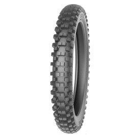 バイク用タイヤ 2.75-17 F/R 41L WT: TIMSUN(ティムソン) TS808 カブにぴったりのブロックパターン [オフロード]