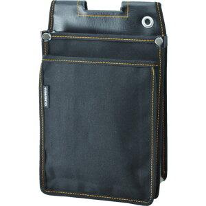 取寄 TDO-L-BK 外線工事用電工腰袋 前ポケット付 TRUSCO(トラスコ) 1個