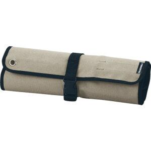 取寄 TTR-450-BK ツールロール 390×320 10ポケット ブラック色 TRUSCO(トラスコ) ブラック 1個
