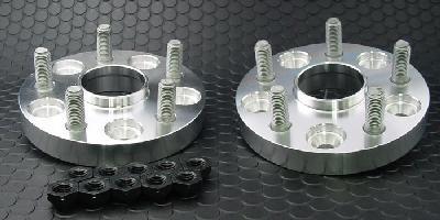 GTO レクサスLS600/460用ワイドトレッドスペーサー シルバー13mm