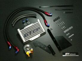 オイルクーラー【GTカープロデュース】オイルクーラーキット キャリイ(DA16T)