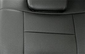 リーフ ZE1 | シートカバー【オートウェア】リーフ ZAA-ZE1系 シートカバー モダン カラー:ブラック(2列目クッションヒーター付車)