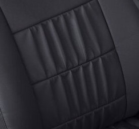 S321/331 ハイゼットカーゴ | シートカバー【オートウェア】ハイゼット カーゴ 2012 一体型 シートカバー レガート カラー:ブラック