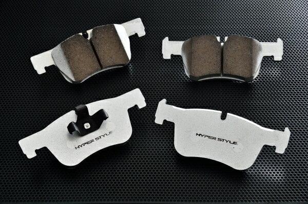 BMW 3 Series F30/F31/F34   ブレーキパット / 前後セット【ハイパースタイル】BMW 3シリーズ F30/F31/F34 ブレーキパッド フロント+リア