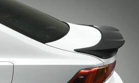 LEXUS IS 30 | リアウイング / リアスポイラー【ティーアールディー レクサス】レクサス IS 30系 後期(2016/10-) リアスポイラー 塗装済 ホワイトノーヴァガラスフレーク (083)