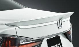LEXUS GS 10 | リアウイング / リアスポイラー【ティーアールディー レクサス】レクサス GS 10系 後期(2015/11-) リアスポイラー 塗装済 ブラック (212)
