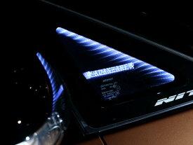 30 ヴェルファイア   インテリア その他【アヴァンツァーレ】ヴェルファイア 30 ファンタスティック ライティングシステム 左右2枚セット ブルーLED AVANZAREロゴ有