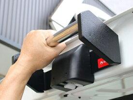 E26 NV350 キャラバン CARAVAN   ドアノブ【ケンスタイル】NV350キャラバン E26 標準ボディ バン(ワゴン不可) リアゲートクローズバー サイドカバー 左右セット付