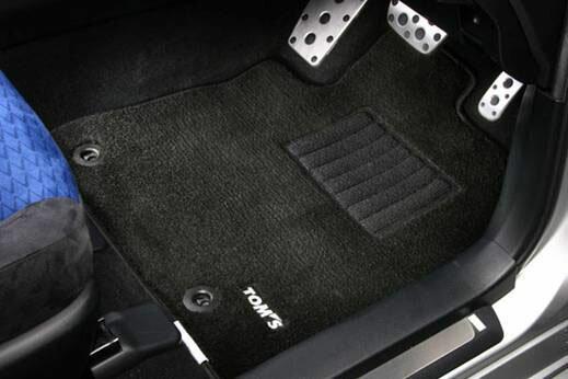 【★送料無料】 フロアマット【トムス】フロアマットT10 LEXUS_RX MC 2WD レクサス RX GGL10# / GYL10W / AGL10W 350 / 250 / 450h H24.3〜 【 MC後用 】