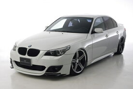 BMW 5 Series E60/E61 | エアロ 2点 セット【ヴァルド】【X】BMW 5serise SEDAN E60 (04y〜) Sports Line M5 Look Half Type KIT PRICE (F/R)