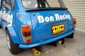 ★色番号塗装発送ROVER Mini | トランク / テールゲート【ボンレーシング】Mini cooper トランクリッド カーボンケブラ