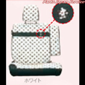 ダイハツ純正 タント LA600系 シートカバー(ディズニー)(ホワイト)