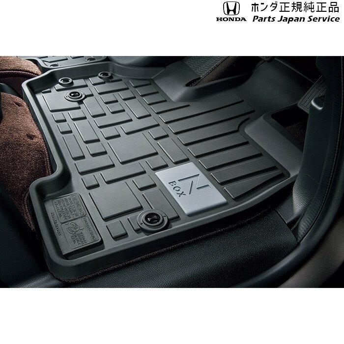 ホンダ HONDA JF3 JF4 新型エヌボックス [ホンダ純正] オールシーズンマット フロント ベンチシート装備車用 08P18-TTA-010A