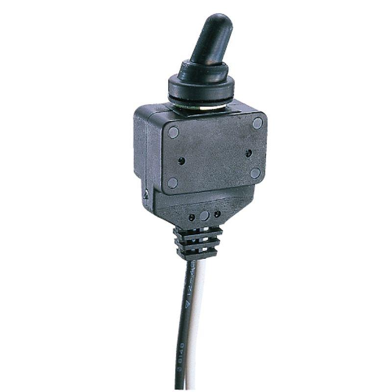 防水トグルスイッチ(コード付)(TS760)