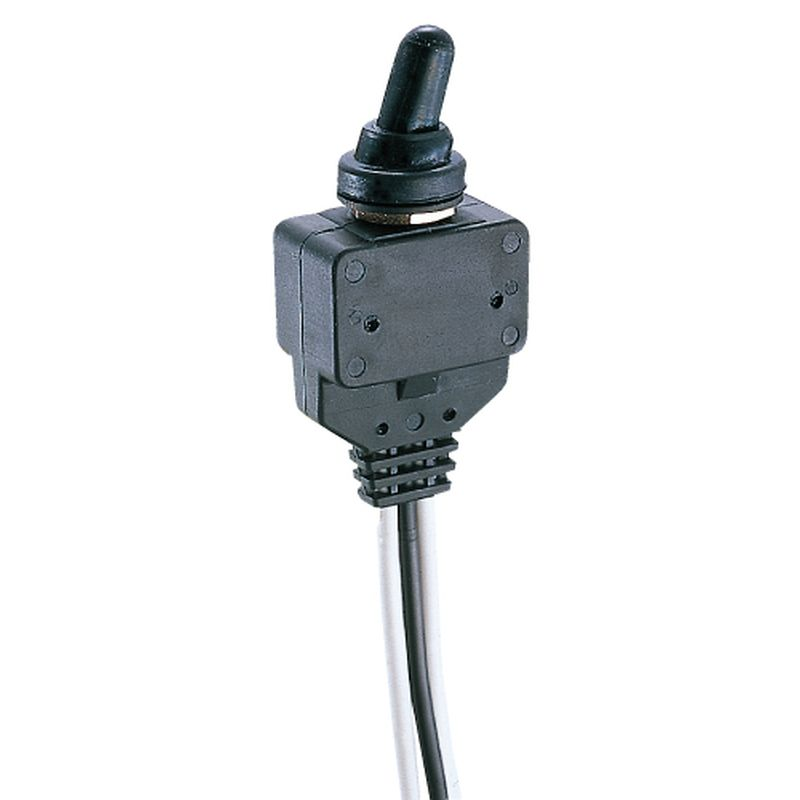 防水トグルスイッチ(コード付)(TS762)