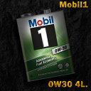 Mobil1 モービル1 エンジンオイルMobil SP 0W-30 / 0W30 4L缶(4リットル缶)送料60サイズ