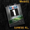 Mobil1 モービル1 エンジンオイルMobil SN / GF-5 10W-30 / 10W30 4L缶(4リットル缶)送料60サイズ
