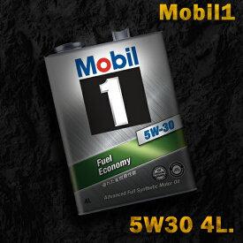 Mobil1 モービル1 エンジンオイルMobil SN PLUS / GF-5 5W-30 / 5W30 4L缶(4リットル缶)送料60サイズ
