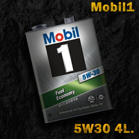 Mobil1 モービル1 エンジンオイルMobil SP / GF-6A 5W-30 / 5W30 4L缶送料60サイズ